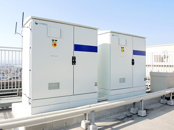 施工画像 蓄電池の導入補助金について