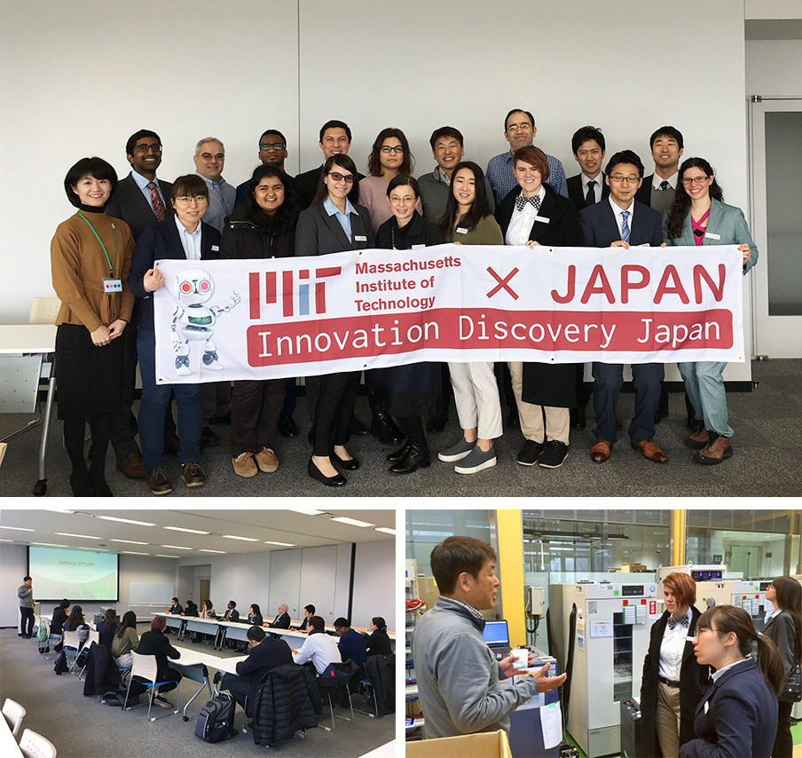 Innovation Discovery Japan(IDJ)のツアー